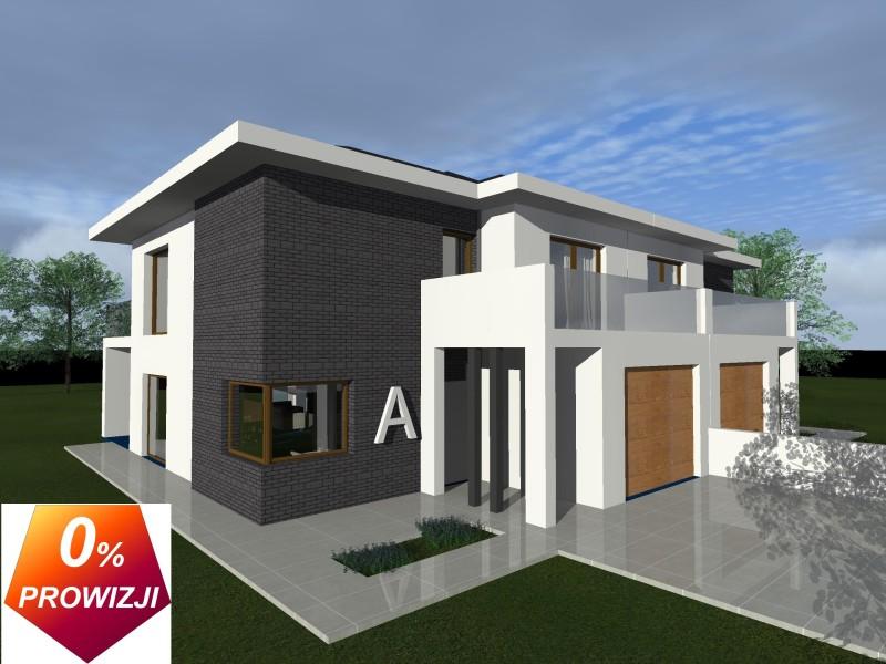 Tajęcina, Super lokalizacja, nowa inwestycja, budynki w zabudowie bliźniaczej