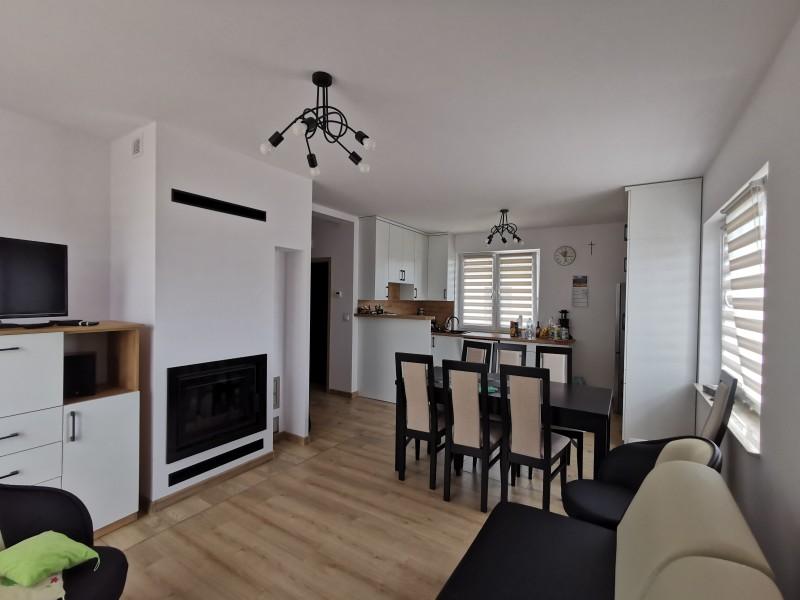 Łukawiec, nowy, wykończony dom, 6 pokoi, 126 m2